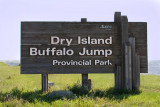 Dry Island Buffalo Jump - Alberta