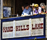 Hand Hills 94th. Rodeo 2010