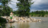 Fly Fishing the Upper Bow River in Calgary