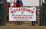 Wetaskiwin Rawhide Rodeo 2008