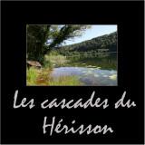 Cascades du / waterfall of the Hérisson