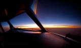 Colours of sunrise