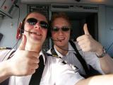Bjorn and Christiaan