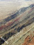 The colourfull ridges