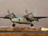 Afghan Airforce An-26, 342