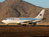 Itek Air 737-200 EX-009