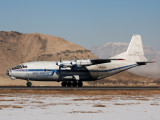 An-12B S9-KHC