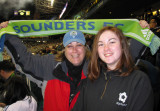 Seattle Sounders FC opener 03/19/09