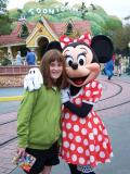 Sydney & Minnie Mouse