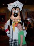 what's Goofy cooking up?