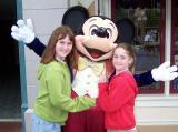 Mickey, Sydney, Hailey