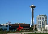 Sculpture Park & Space Needle