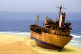 Rusting ship....