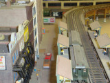 Hudson Shores Model Train Depot Layout