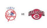 Sarasota Reds vs Tampa Yankees (4/5/08)