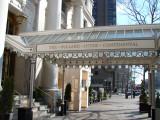 Main entrance on Pennsylvania Avenue