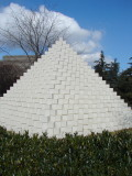 Four-Sided Pyramid