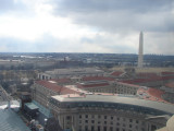 Washington DC from the Old Post Office