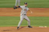 Tyler Robertson starts on the hill for Fort Myers