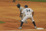 Yangervis Solarte leads off first