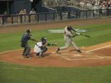 Jair Fernandez strikes out swinging