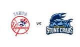 Charlotte Stone Crabs vs Tampa Yankees