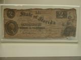 State of Florida Civil War era currency