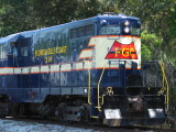 Florida Gulf Coast Railroad Museum