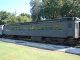 Delaware, Lackawanna and Western Railroad Coach 3572