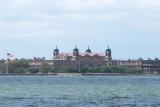 Ellis Island from Battery Park