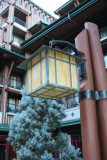 Latern Light Post