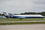 McDonnell Douglas MD-83 (N949NS) Mitt Romney Campaign Jet
