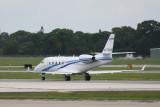 IAI Gulfstream G150 (N272CB)