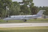 Learjet 40 (N945EJ)