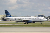 Airbus A320 (N712JB) Enough About Me...Let's Talk About Blue