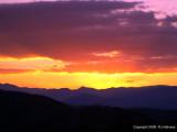 Foothills Sunrise