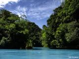 Palau's Milky Way