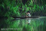 Kid in Agusan Marsh
