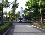 fountain in Ciudad de Colima