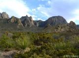 Chisos Mountains, Big Bend NP, TX