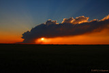 Thunderstorm Sunset 6288