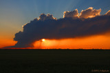 Thunderstorm Sunset 6271