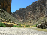 Santa Elena Canyon, Big Bend NP