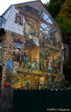 local art in old Quebec City