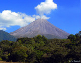 changing attitudes of the Volcan de Colima