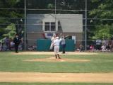 Old Tyme Baseball Game
