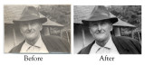 Photo Restoration Samples