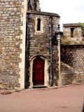 Windsor Castle Door