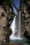 Johnston Canyon - Falls
