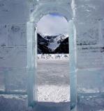 Ice Doorway